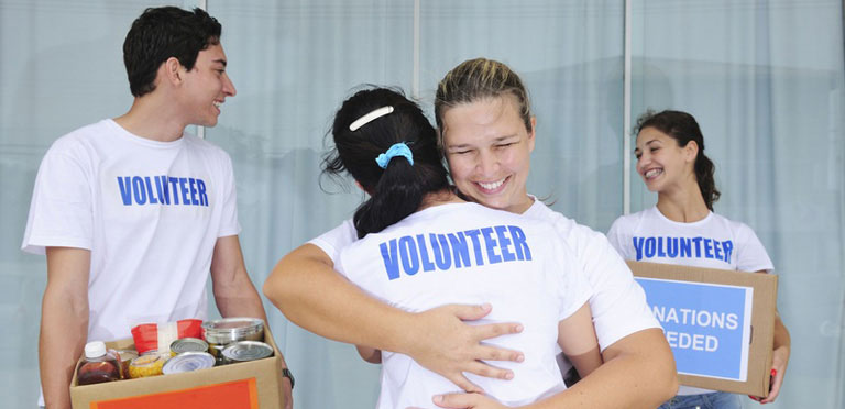 Volunteers are making a BIG difference for SAAF and you can too. Find out how.