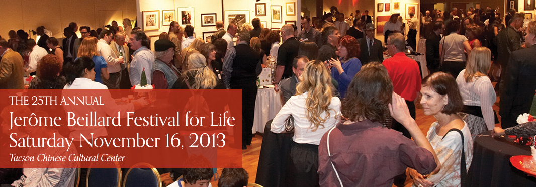 Come celebrate the 25th Annual Festival for Life with us on Saturday November 16. Festival features a wide array of art, jewelry, gift items, and once-in-a-lifetime experiences in our live and silent auctions.