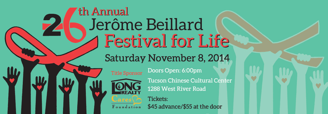 Festival for Life is turning 26! Join us on Saturday November 8 for another amazing evening of bidding in support of SAAF.