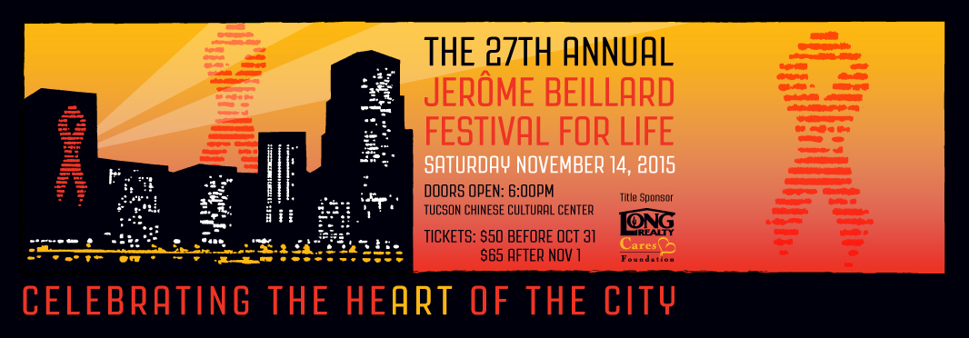 Festival for Life is Saturday November 14. Discounted tickets are available through October.