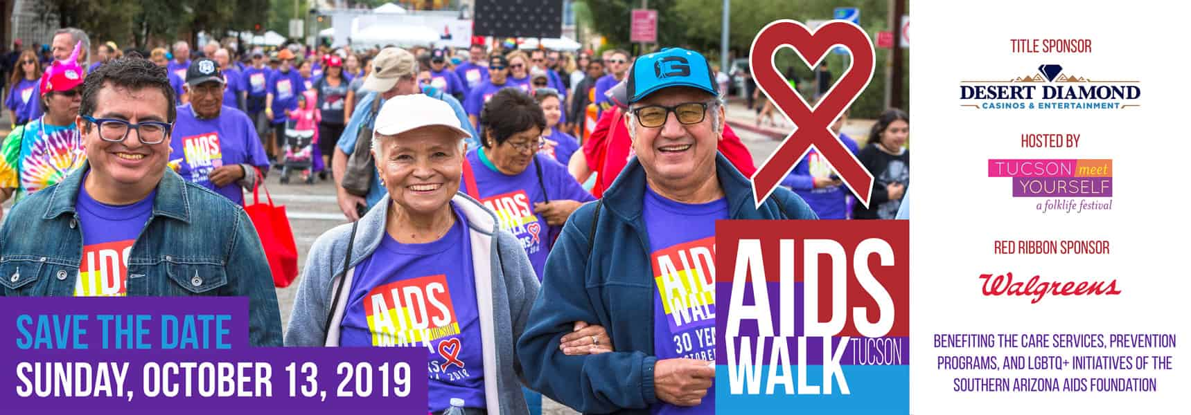 AIDS Walk Web Banner